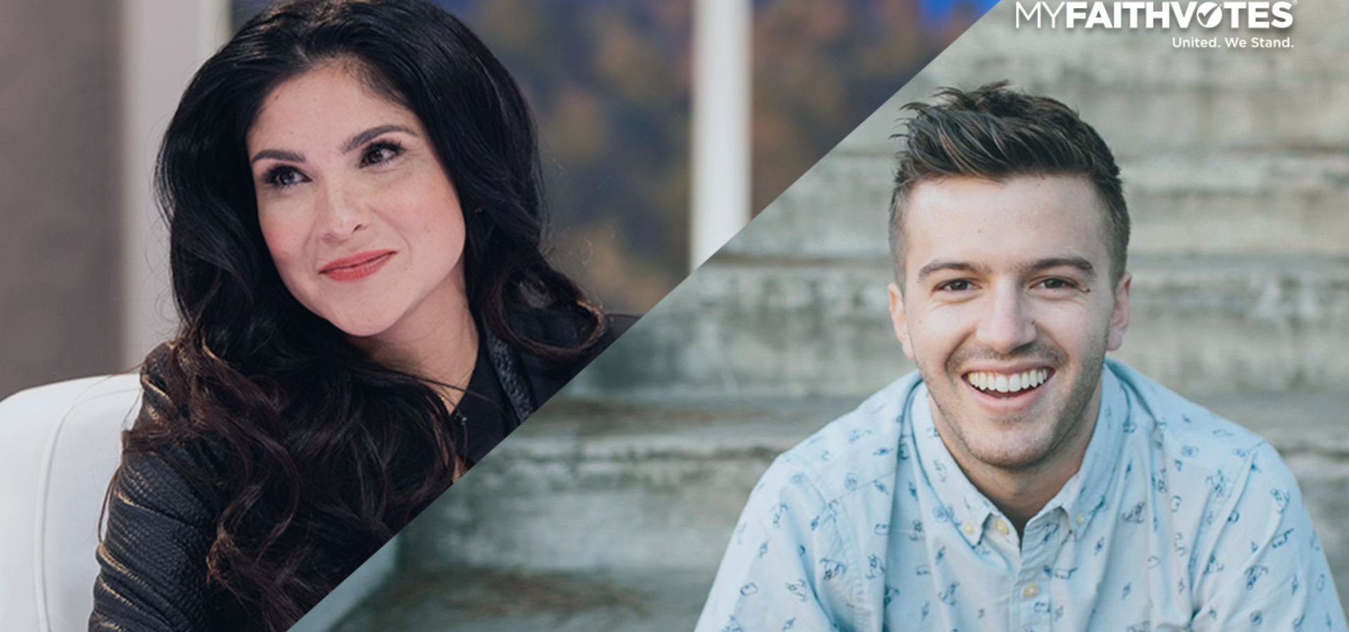 Christian Singers Jaci Velasquez and Evan Craft Help Mobilize Hispanic Christians to Vote